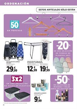 Ofertas de Perchas  en el folleto de Hipercor en Madrid