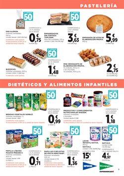 Ofertas de Pan  en el folleto de Hipercor en Madrid