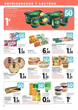 Ofertas de Pizza  en el folleto de Hipercor en Paterna