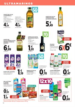 Ofertas de Productos naturales  en el folleto de Hipercor en Valladolid