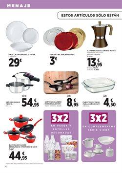 Ofertas de Cocinas  en el folleto de Hipercor en A Coruña