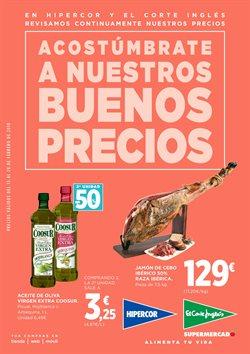 Ofertas de Hiper-Supermercados  en el folleto de Hipercor en Paterna