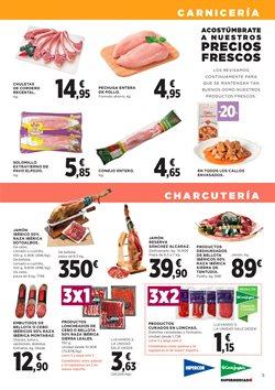 Ofertas de Sánchez Alcaraz  en el folleto de Hipercor en Murcia