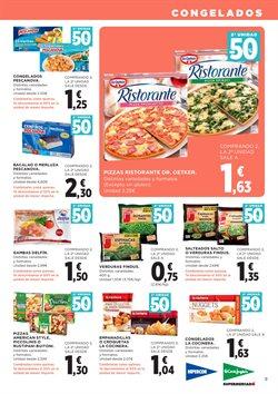 Ofertas de Pizza  en el folleto de Hipercor en Córdoba