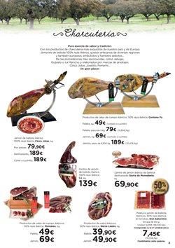 Ofertas de Centro de jamón  en el folleto de Hipercor en Sanlúcar de Barrameda