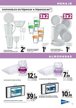 Ofertas de Almohada  en el folleto de Hipercor en Murcia