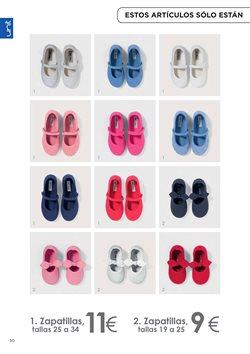 Ofertas de Zapatillas  en el folleto de Hipercor en Madrid