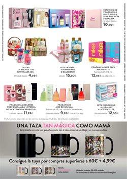 Ofertas de Perfumes  en el folleto de Hipercor en Madrid
