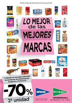 Ofertas de Hipercor  en el folleto de A Coruña