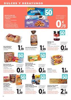Ofertas de Chocolate  en el folleto de Hipercor en Valencia