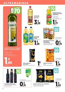 Ofertas de Aceite de oliva  en el folleto de Hipercor en Madrid