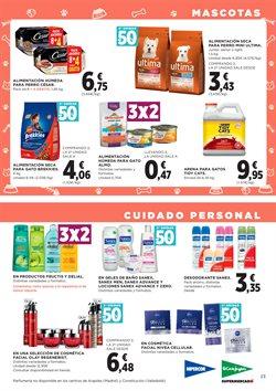 Ofertas de Productos para el cabello  en el folleto de Hipercor en Madrid
