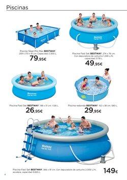 comprar piscina hinchable ofertas y promociones