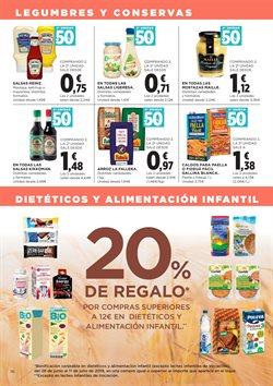 Ofertas de Gallina Blanca  en el folleto de Hipercor en Valencia