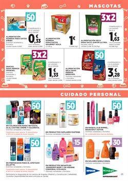 Ofertas de Gillette  en el folleto de Hipercor en Málaga