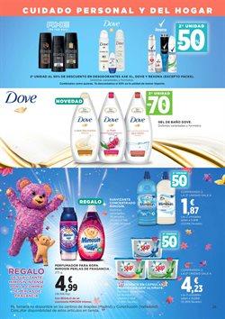 Ofertas de Detergente en cápsulas  en el folleto de Hipercor en Telde