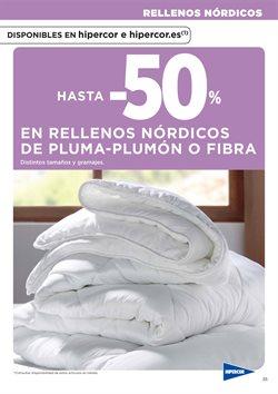 Ofertas de Nórdico  en el folleto de Hipercor en Madrid