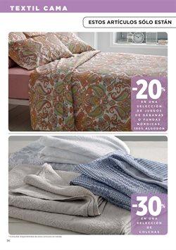 Ofertas de Textil  en el folleto de Hipercor en Madrid