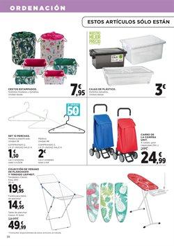Ofertas de Cajas  en el folleto de Hipercor en Madrid