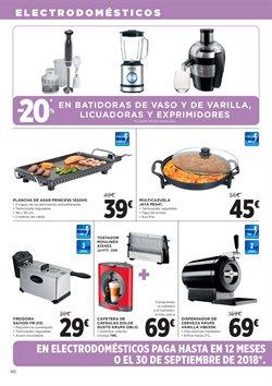 Ofertas de Plancha de asar  en el folleto de Hipercor en Murcia
