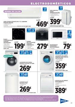 Ofertas de Panasonic  en el folleto de Hipercor en Madrid