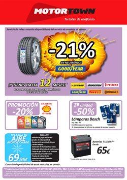 Ofertas de Neumáticos  en el folleto de Hipercor en Sanlúcar de Barrameda