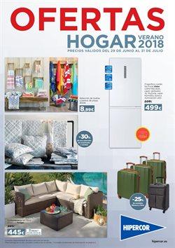 Ofertas de Hogar y muebles  en el folleto de Hipercor en Telde