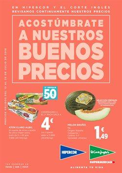 Ofertas de Hiper-Supermercados  en el folleto de Hipercor en Dos Hermanas