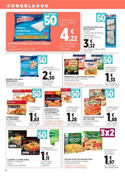 Ofertas de Pizza  en el folleto de Hipercor en Madrid
