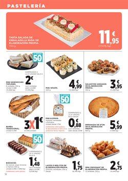 Ofertas de Pan  en el folleto de Hipercor en Valencia