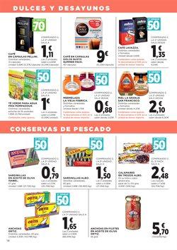 Ofertas de Dolce Gusto  en el folleto de Hipercor en Madrid