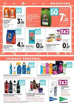 Ofertas de Crema corporal  en el folleto de Hipercor en Madrid