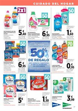 Ofertas de Detergente  en el folleto de Hipercor en Madrid