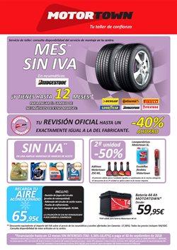 Ofertas de Coche  en el folleto de Hipercor en Madrid