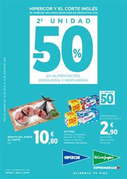Ofertas de Hiper-Supermercados  en el folleto de Hipercor en Valencia