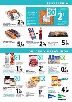 Ofertas de Donuts  en el folleto de Hipercor en Murcia