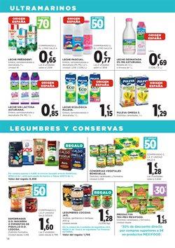 Ofertas de Legumbres cocidas  en el folleto de Hipercor en Madrid
