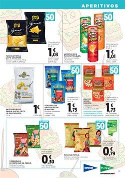 Ofertas de Snacks  en el folleto de Hipercor en Madrid