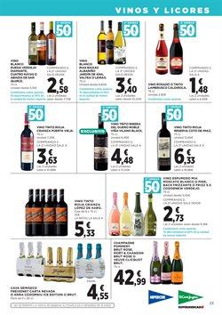 Ofertas de Vino tinto  en el folleto de Hipercor en Sanlúcar de Barrameda