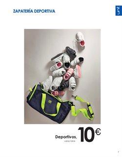 Ofertas de Deportivas  en el folleto de Hipercor en Madrid