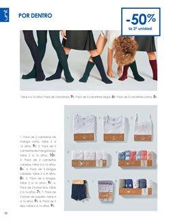 Ofertas de Slips  en el folleto de Hipercor en Leganés