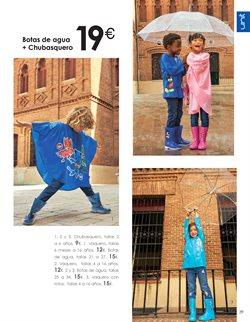 Ofertas de Chubasquero  en el folleto de Hipercor en Madrid