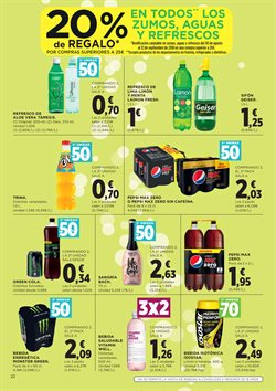 Ofertas de Productos naturales  en el folleto de Hipercor en Torrelodones