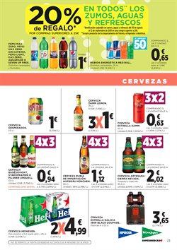 Ofertas de Heineken  en el folleto de Hipercor en Madrid