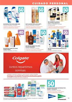Ofertas de Crema corporal  en el folleto de Hipercor en Las Palmas de Gran Canaria