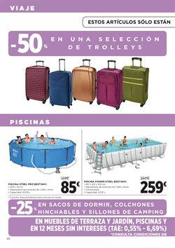 Ofertas de Complementos  en el folleto de Hipercor en Madrid
