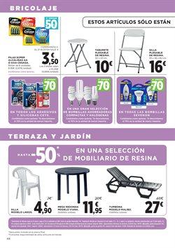 Ofertas de Iluminación  en el folleto de Hipercor en Córdoba