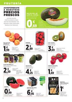 Ofertas de Fresas  en el folleto de Hipercor en Valencia