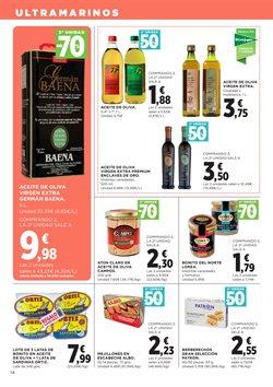 Ofertas de Aceite de oliva  en el folleto de Hipercor en A Coruña