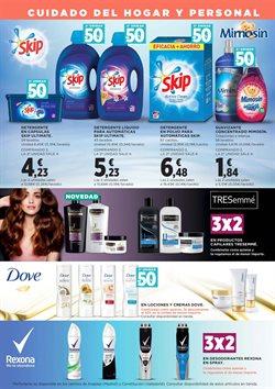 Ofertas de Detergente en cápsulas  en el folleto de Hipercor en Madrid